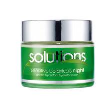 AVON Solutions Sensitive Botanicals milde Nachtcreme 50ml ohne Duft-&Farbstoffe