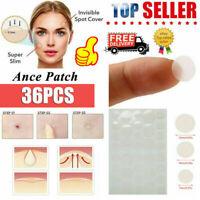 36 pcs Acne Patch Tag Hydrocolloid Pimple Spot Acne Patch Plaster *UK*