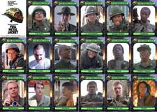 Full Metal Jacket movie Trading cards Vietnam War US Marines