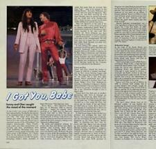 Sonny & Cher Encyclopedia article