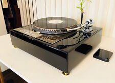 "GARRARD 401 9"" Piano Black Plinth Zarge (without turntable/tonearm!)"