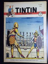 Fascicule Périodique Tintin  N° 24 1949 TBE Martin