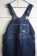 Vintage Oshkosh B'gosh Vestback Overalls 100% Cotton 42 x 30