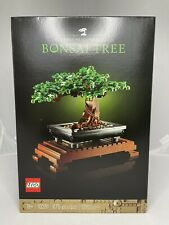 Lego 10281 Bonsai Tree Botanical Collection In Hand 2021 New