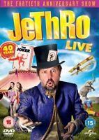 Jethro - Live 40 Años el Joker DVD Nuevo DVD (8305240)