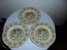 2 ANTIQUE AESTHETIC MOVEMENT DISHES/BOWLS (PRICE QUOTED IS FOR 1)