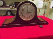 Antique Plymouth Napoleon Hat Clock (non-working)