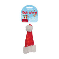 Rosewood Christmas Novelty Santa Hat for Dogs