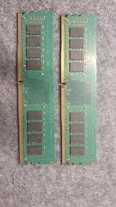 32 GB 2x 16GB Micron 16GB 2Rx8 PC4-2400T ECC Reg TOP ZUSTAND Speicher Ram Server