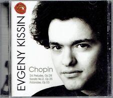Evgeny Kissin - Chopin 24 Preludes, Op. 28, Sonata #2, Op..35, Polonaise, Op. 53
