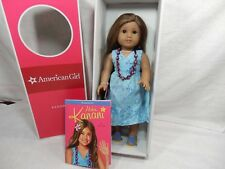 American Girl Doll Kanani GOTY 2011 with dress, necklace, , sandals in Box