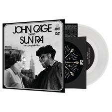 """John Cage Meets Sun Ra"" 7"" LP/DVD - RSD Exclusive 2019 New"