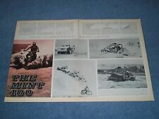 1969 Mint 400 Vintage Off-Road Race Highlights Article