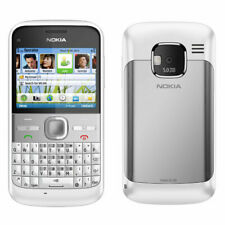 Nokia E5-00 mobile phone, HSDPA 3G,100% Genuine Original New-  White