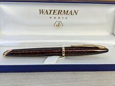WATERMAN Carene Amber Rollerball Pen