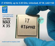 MAGIC REFORM Intel Mobile CPU i7 4760HQ, up to 3.30 GHz, Unlocked, 47 W, LGA1150