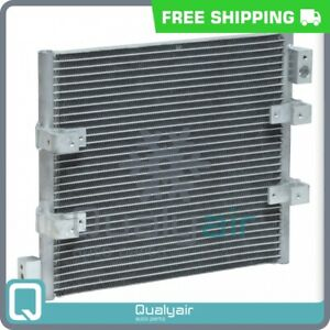 AC Condenser fits Mitsubishi Fuso FE, FE120, FE140, FE145, FE145CC, FE180 QU