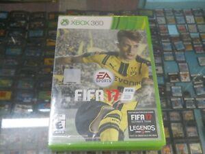FIFA 17 (Microsoft Xbox 360, 2016) Brand New Sealed