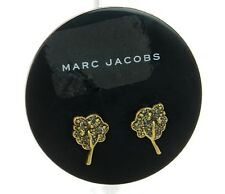 Marc Jacobs Charms Pave Tree Studs Earrings $60