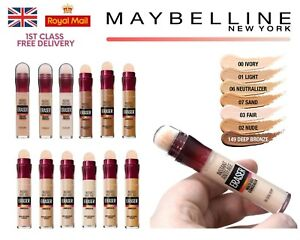 Maybelline Anti Age Eraser Eye Rewind Concealer 6.8ml Various Shades Brand NEW