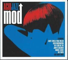 Acid Jazz Mod - 40 Various Tracks (2CD 2014) NEW/SEALED