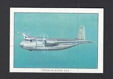 BROWN & WILLIAMSON - MODERN AMERICAN AIRPLANES (NO) - #46 DOUGLAS MODEL DC5