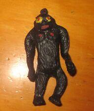 Vintage Rubber monster jiggler monkey ape King Kong gorilla jiggler