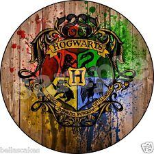 Eßbarer Tortenaufleger Harry Potter backen Tortenbild DVD Kuchen Buch 1 2 3 4 5