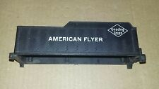 American Flyer S Scale Reading Lines Plastic Tender Shell Good Condition