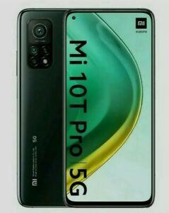Xiaomi Mi 10T Pro - 256GB - 8GB, 5G Cosmic Black Dual SIM (Unlocked) Smartphone