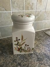 Marks and Spencer Harvest Storage Jar and Lid