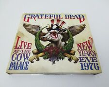 Grateful Dead Cow Palace New Year's Eve 1976 - 1977 Live New Years '76 '77 3 CD