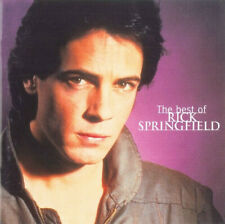 The Best Of Rick Springfield - CD 1999 - New & Sealed