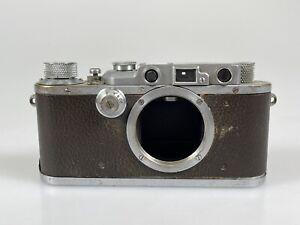 Leica IIIA (model G) Rangefinder Film Camera Body