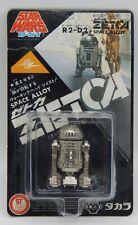 vintage Japanese Star Wars R2-D2 chogokin TAKARA Zetca 1977 moc Japan diecast !!