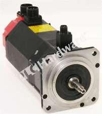 GE Fanuc A06B-0127-B175 AC Servo Motor Model α6/2000 2000 RPM 3-Ph 1.0 kW 140V