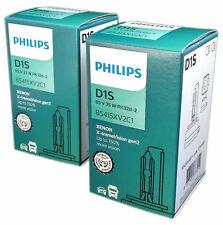 D1S PHILIPS X-tremeVision gen2 2x ampoule xénon +150% PK32d-2 85415XV2C1
