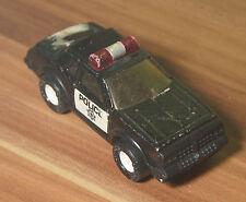 Modellauto Buddy L Police Polizeiwagen