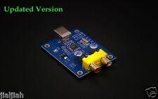 PCM2706 + CS4344 USB DAC Sound Card Decoder Board USB Power X2734
