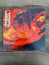 The Stooges - Fun House Rare Vinyl LP USA 1970 Pitman Pressing First