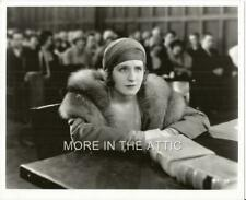 NORMA SHEARER THE TRIAL OF MARY DUGAN MGM HOLLYWOOD FILM STILL