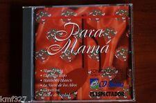 Para Mama (CD, 1998 Sonido Digital)