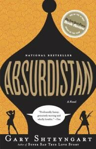Absurdistan by Gary Shteyngart (2007, Perfect)