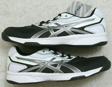 74a2eafb393e New Asics Upcourt Running Shoes 11 Eleven White Black Gray 43.5 European  Woman s