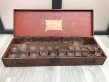 More details for glass harp like glass harmonica vintage musical glasses restoration project