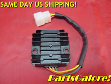 Voltage Regulator, 4 Wire, Honda, Chinese, GY6, ATV, Scooter, Motorcycle