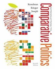 Introduction to Comparative Politics: Political Challenges and Changing Agendas,