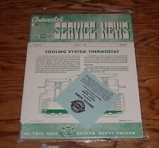 1941 Chevrolet Service News Magazine all 12 Issues 41 Chevy