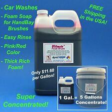 Ultimate Foam Brush Foaming Car Wash Soap