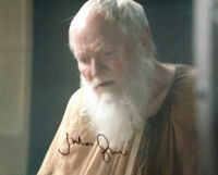 JULIAN GLOVER - GAME OF THRONES TV SERIES ACTOR - EXCELLENT SIGNED PHOTOGRAPH
